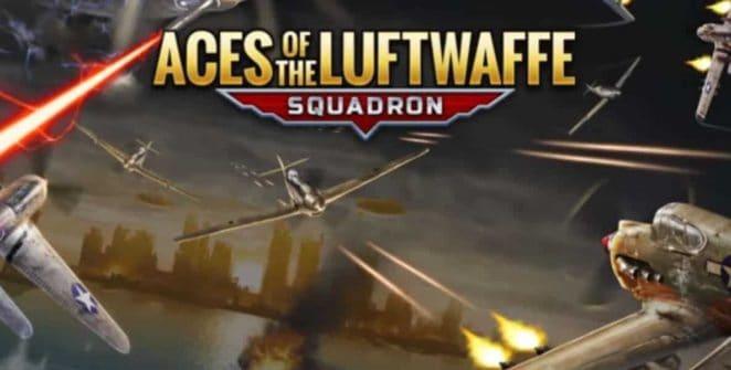 Aces of the Luftwaffe - Squadron Review (Nintendo Switch)