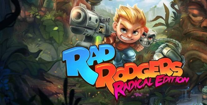 Rad Rodgers: Radical Edition Review (Nintendo Switch) - Pixelated Gamer