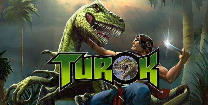 Turok Review (Nintendo Switch) - Pixelated Gamer