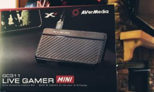 AVerMedia Live Gamer MINI GC311 Review