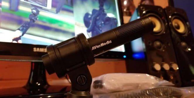 AVerMedia Live Streamer MIC 133 Review - Pixelated Gamer