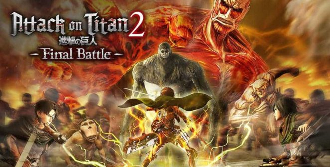 Attack on Titan 2: Final Battle Review (Nintendo Switch) - Pixelated Gamer
