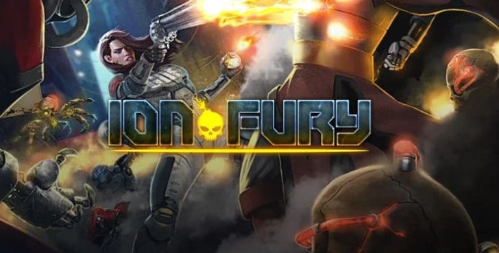 Ion Fury Review (PC) - Pixelated Gamer