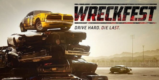 Wreckfest Review (Xbox One X) - Pixelated Gamer