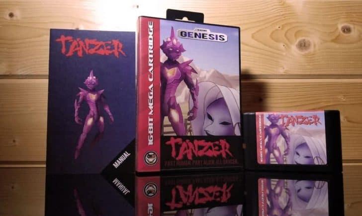 Tanzer Review (Sega Genesis) - Pixelated Gamer