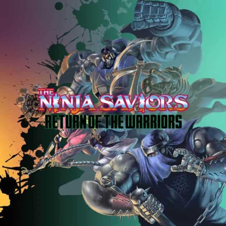 The Ninja Saviors: Return of the Warriors Review (Nintendo Switch) - Pixelated Gamer