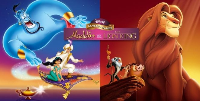 Disney Classic Games: Aladdin and The Lion King Review (Nintendo Switch) - Pixelated Gamer