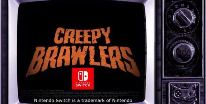 Creepy Brawlers Review (Nintendo Switch)