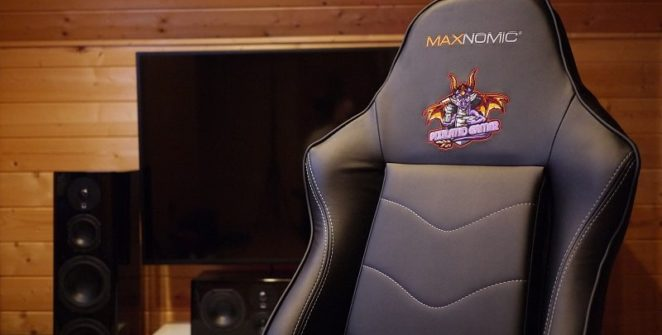 Maxnomic Leader Office Comfort Gaming Chair Review