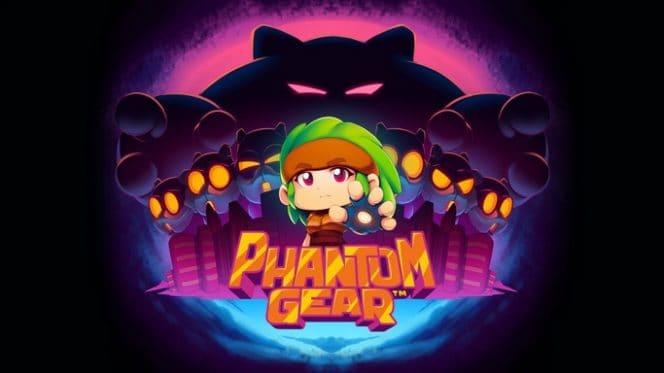 Phantom Gear: Sega Genesis (Demo) - Pixelated Gamer