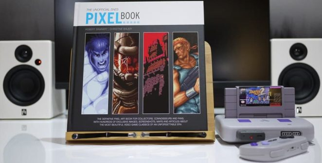 The SNES Pixel Book Review: 16-bit Bliss - Pixelated Gamer