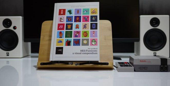 NES/Famicom: A Visual Compendium Review - Pixelated Gamer