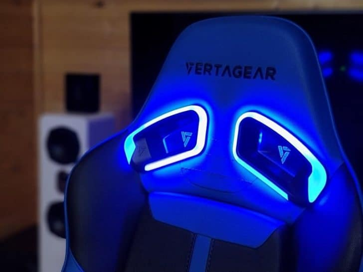 Vertagear Racing Series SL5000 Gaming Chair Review - Pixelated Gamer