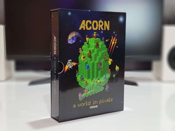 Acorn - A World of Pixels Review | Pixelated Gamer