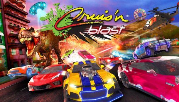 Cruis'n Blast Review (Nintendo Switch) - Pixelated Gamer